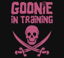 Goonie in Training - The Goonies One Piece - Short Sleeve