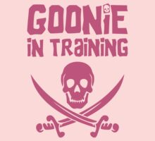 Goonie in Training - The Goonies Kids Tee