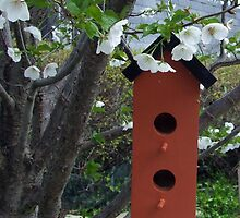 The Birdhouse by dazeddahlia