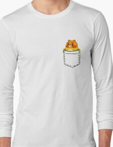Impocketbear Long Sleeve T-Shirt
