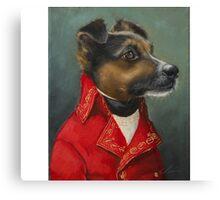 Ivan the Terrier Canvas Print