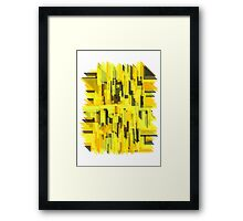 A Million Little Pieces Framed Print