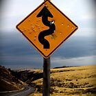 Curves ahead by Christopher Barker
