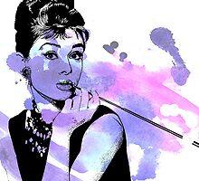 Audrey by Yaz Alcantara