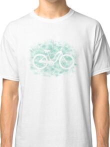 Beach Cruiser Bike Silhouette Classic T-Shirt