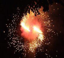 Sparks in Motion by dazeddahlia