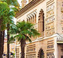 Toledo train station by terezadelpilar~ art & architecture