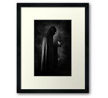 Solidarity friendship of woman and nature Framed Print