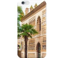 Toledo train station iPhone Case/Skin