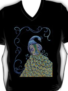 """Peacock Wonder"" T-Shirt"