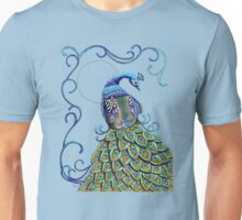 """Peacock Wonder"" Unisex T-Shirt"