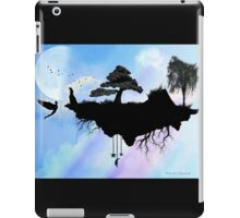 C.E. Floating Island Fantasy Art iPad Case/Skin