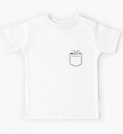 Pocket-Finn Kids Tee