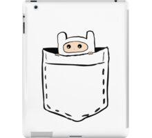 Pocket-Finn iPad Case/Skin