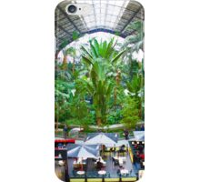 Atocha. Railway station. Madrid iPhone Case/Skin