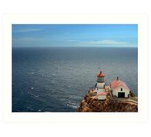 Point Reyes Lighthouse Art Print