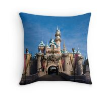 Gateway to Happiness Throw Pillow