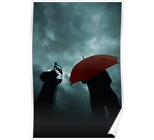 Red Umbrella III Poster