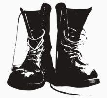 Punk Lolita Boots - Urban street cool by Cartoonistlg