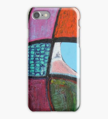 Sensitive in the City iPhone Case/Skin