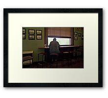 Bill Benson Framed Print