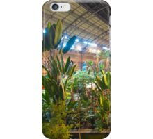 Atocha. Madrid iPhone Case/Skin