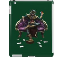 Twisted Fate iPad Case/Skin