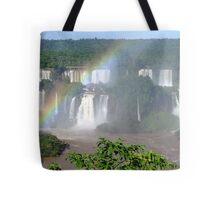 Iguassu Falls, Brazil, South America Tote Bag