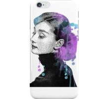 Audrey2 iPhone Case/Skin