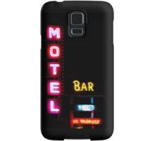 Motel  - Bar -  HBO - No Vacancy Samsung Galaxy Case/Skin