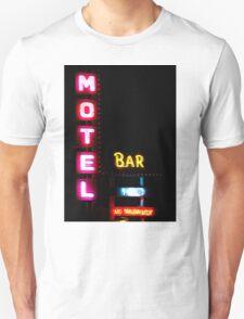 Motel  - Bar -  HBO - No Vacancy T-Shirt