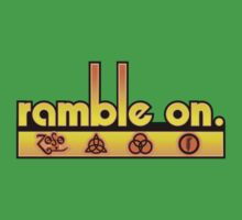 Ramble On Kids Clothes