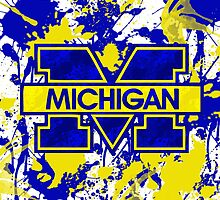 Go Michigan! by Lindsey Reese