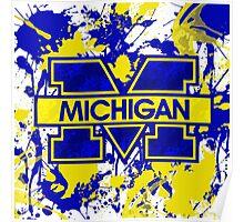 Go Michigan! Poster