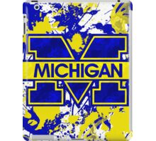 Go Michigan! iPad Case/Skin