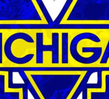 Go Michigan! Sticker