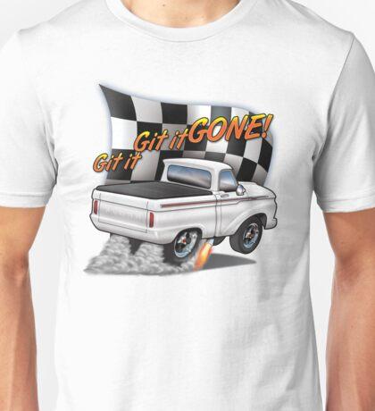 Git it GONE! Unisex T-Shirt