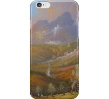 The Olive Pickers  iPhone Case/Skin