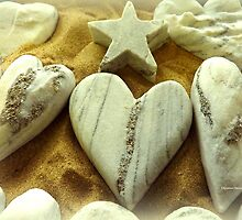 Hearts and Stars by Charmiene Maxwell-Batten
