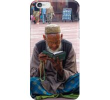 Muslim Sadhu iPhone Case/Skin