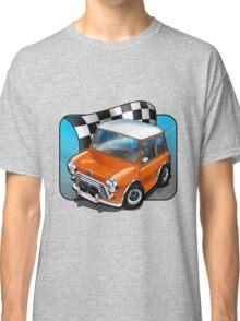 Austin Cooper S in Orange Classic T-Shirt