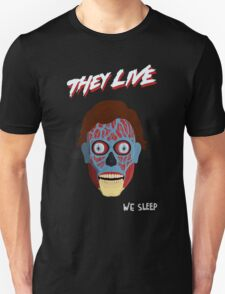 They Live T-Shirt