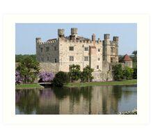 Leeds Castle Art Print