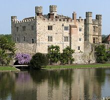 Leeds Castle by paula whatley