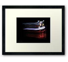 Cellular Framed Print
