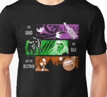 The Good, The Bad, and the Blutbad Unisex T-Shirt