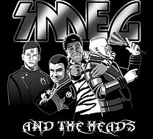 SMEG and the Heads by AriesNamarie
