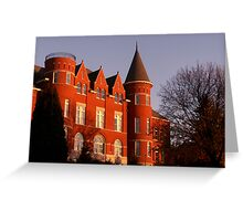 Thompson Hall Greeting Card