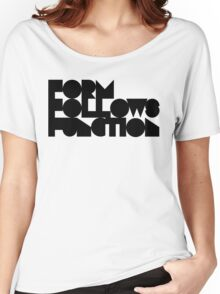 F F F Women's Relaxed Fit T-Shirt