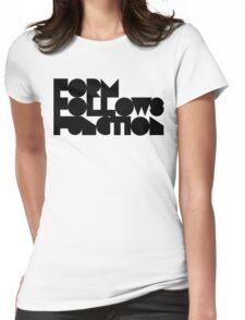F F F Womens Fitted T-Shirt
